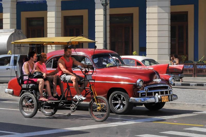 Dans la vieille Havane