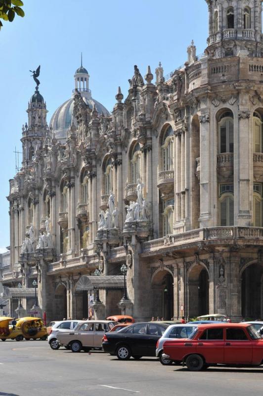 Le Théatre national de Cuba