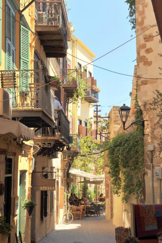 Dans les rues de Rethymnon