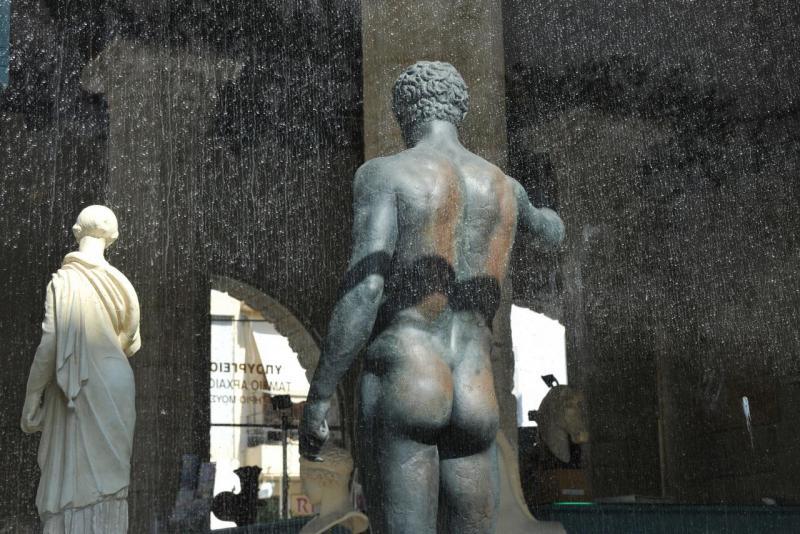 De l'art dans Rethymnon