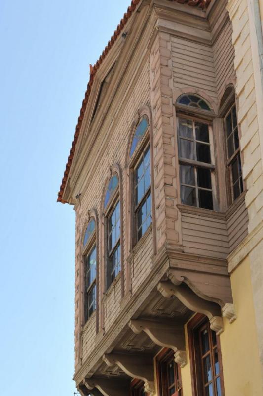 Balcon dans Rethymnon