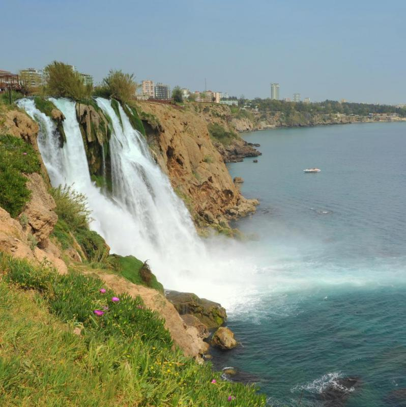 Chutes d'Antalya