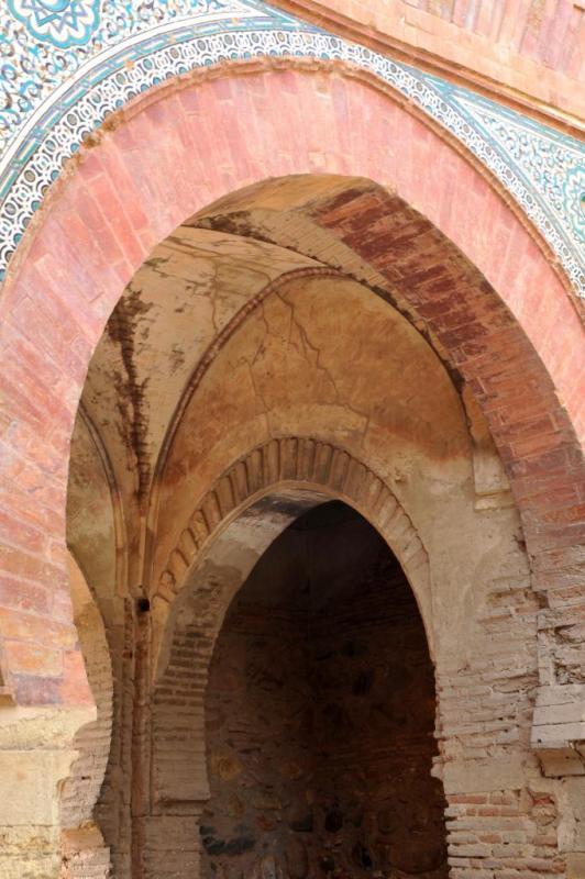 La puerta del vino, entrée de l'Alcazabar