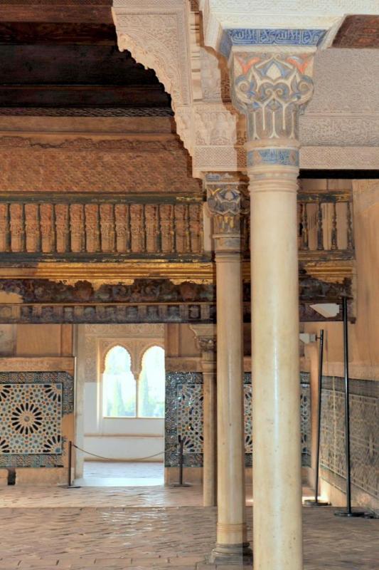 Les palais Nasrides