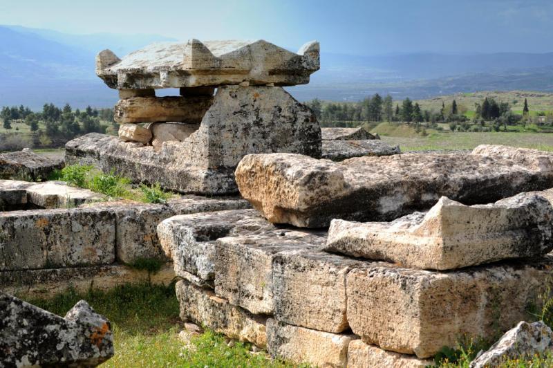 Nécropole de Pamukkalé