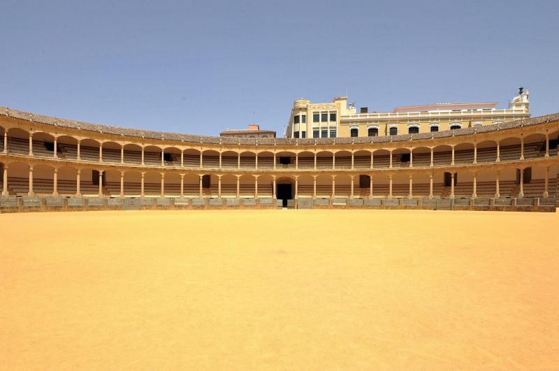 Les plus anciennes arènes d'Espagne