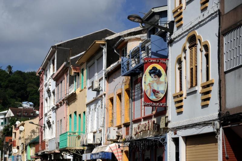Rue de Fort de France