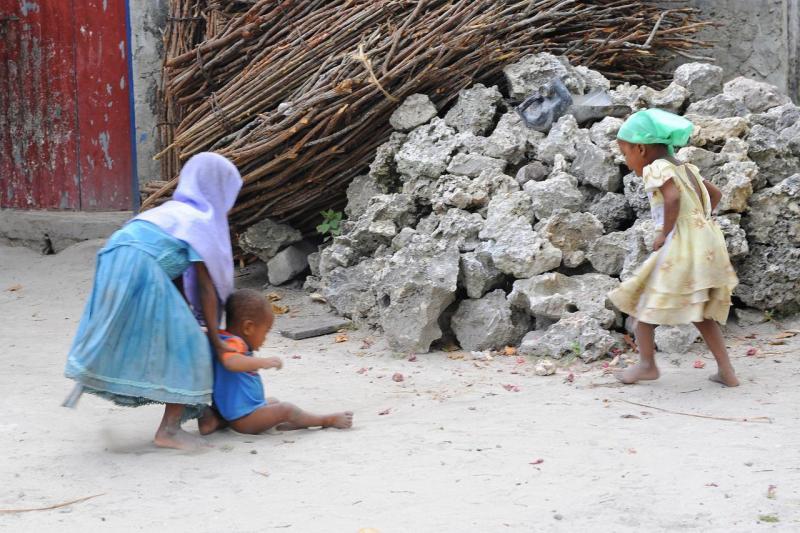 Enfants de Nungwi