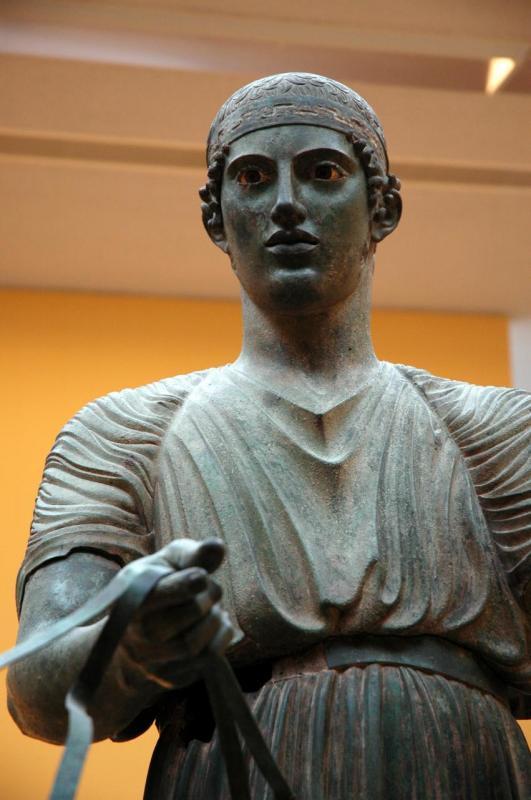 Musée de Delphes (Mai 2006)