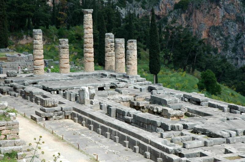 Temple d'Appolon