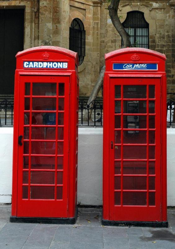 Les cabines jumelles (Septembre 2007)