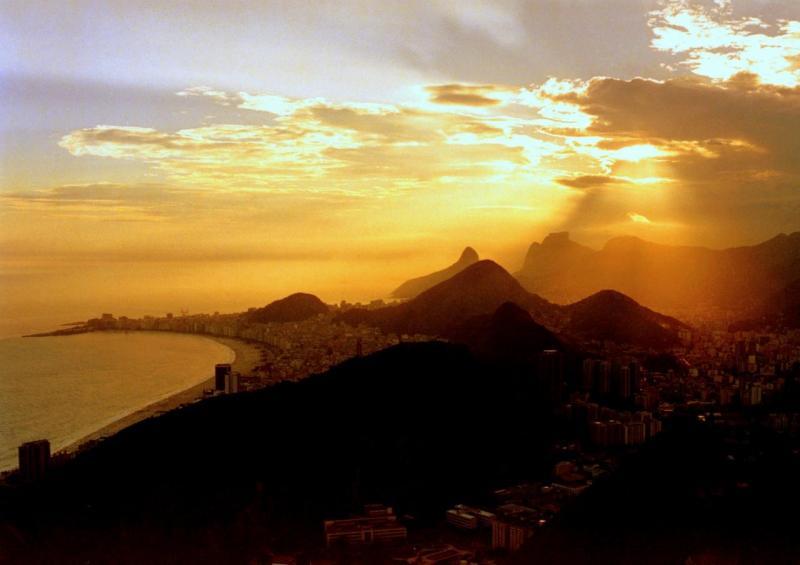 Rio de Janeiro (Janvier 2000)