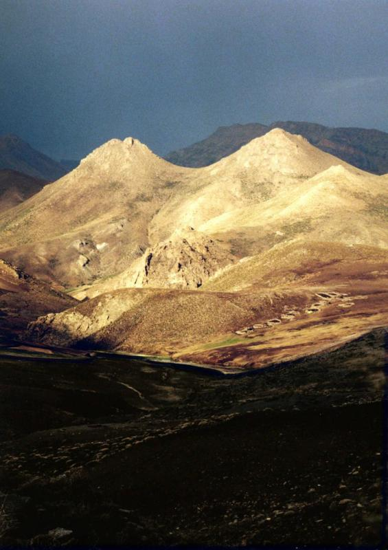 Atlas marocain (Janvier 1998)
