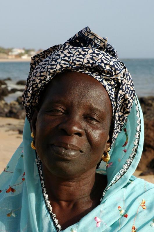 Mama Fatou de La Somone