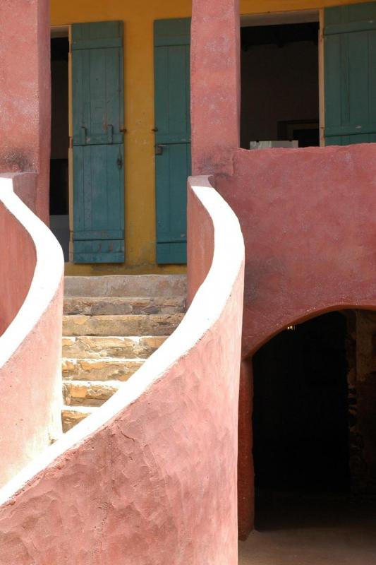 L'île de Gorée (Avril 2007)