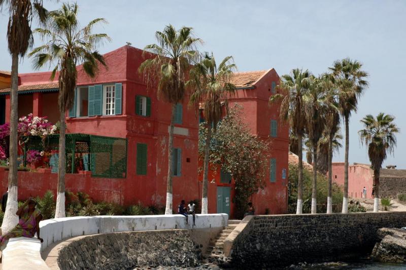 L'île de Gorée