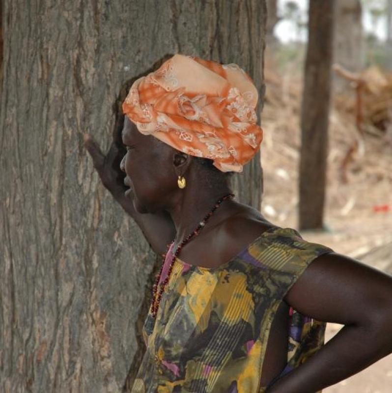 Mama sénégalaise (Avril 2007)