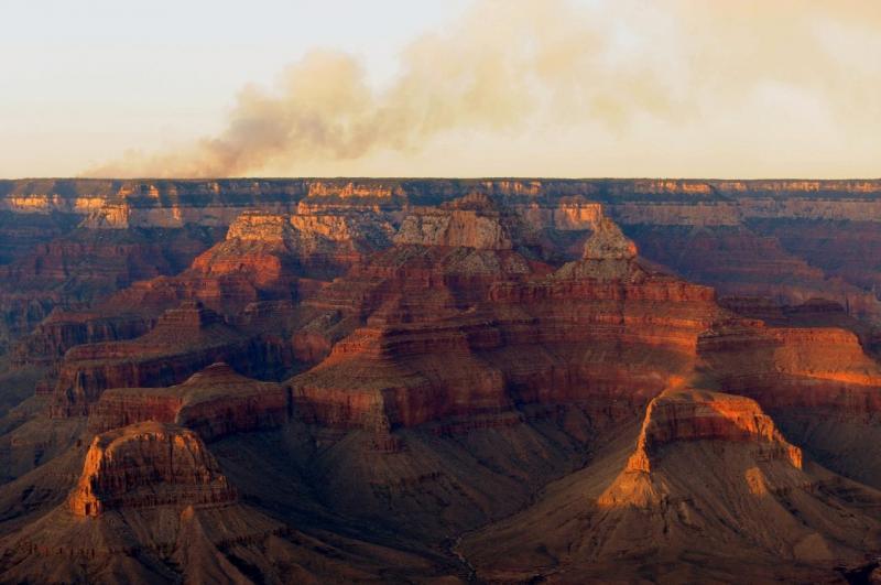 Grand canyon (Aôut 2009)