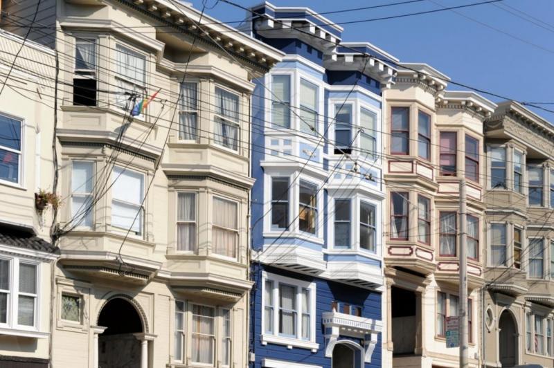 Rue de Castro, San Francisco (Aôut 2009)