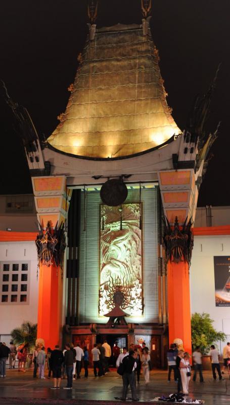 Kodak Theater (L.A Aôut 2009)