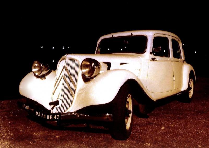 Traction 1937 (Juillet 1987)